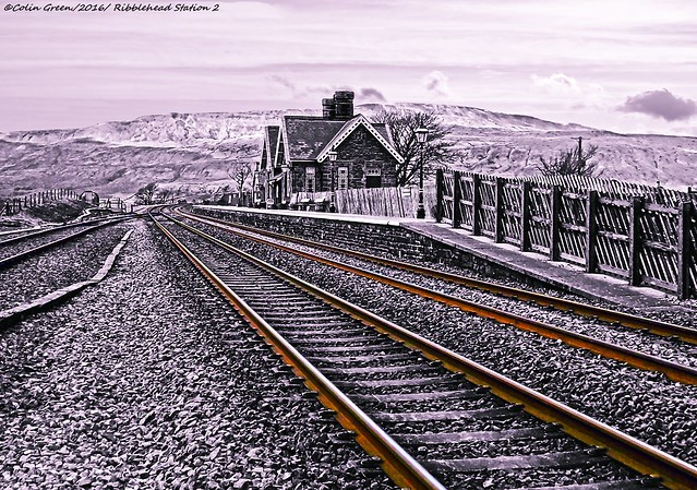 Ribblehead, A Different View.
