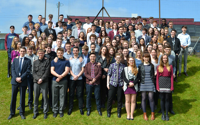 Year 13 Group Photos
