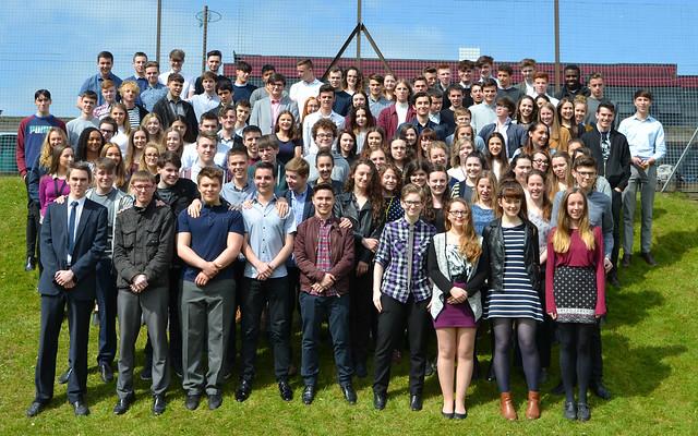Year 13 Group Photos