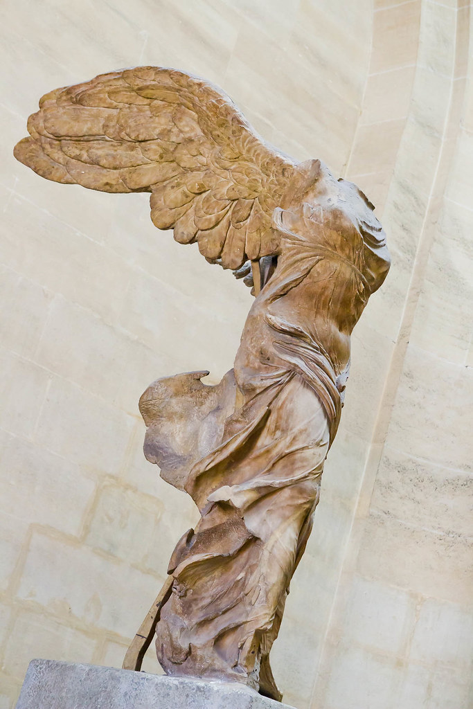 ... Winged Victory of Samothrace (Nike of Samothrace) | by jalmonte  photography