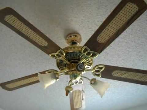 Zappinghero S Encon Monarch Ceiling Fan From 7 18 2001
