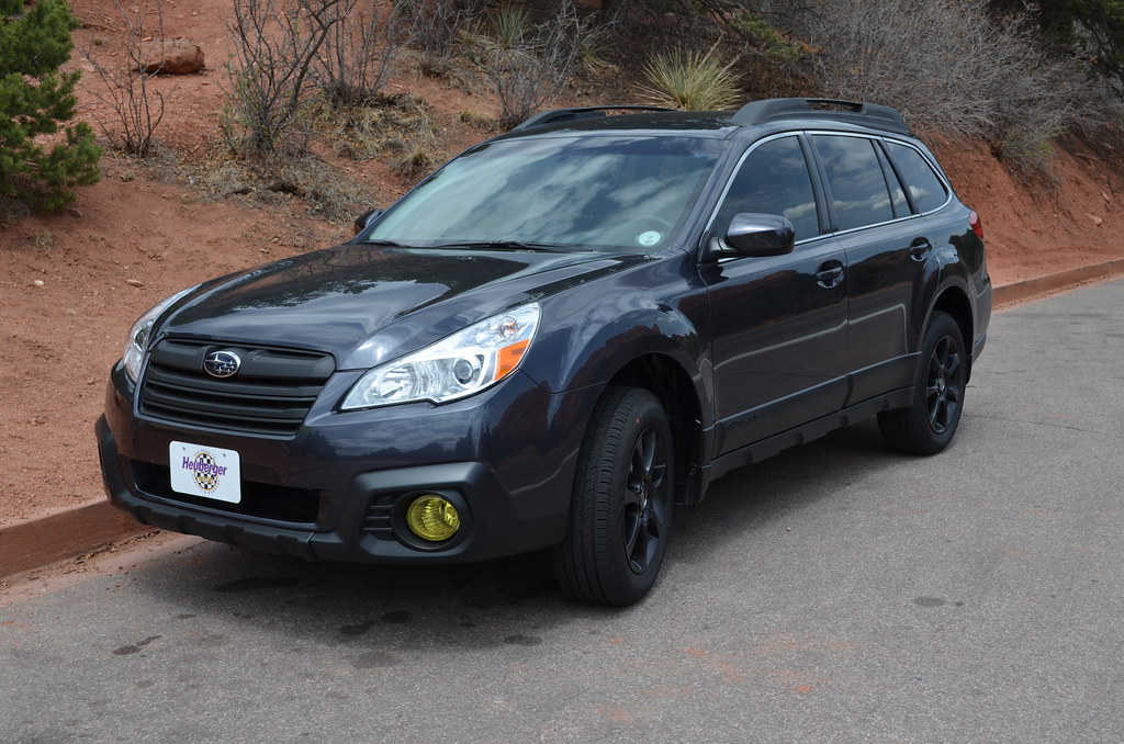 2013 Subaru Outback 36r Limited A Little More Aggressive Flickr