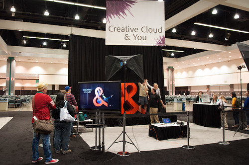 Adobe MAX 2013 in LA - Day 2 | by siriz