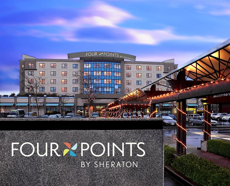 four points by sheraton vancouver airport richmond. Black Bedroom Furniture Sets. Home Design Ideas