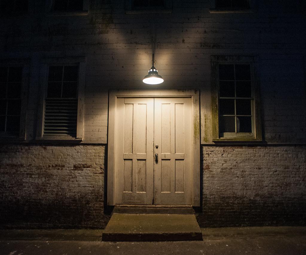 ... The Scary Door | by Schneidz & The Scary Door | Jeff Schneider | Flickr