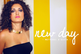 new day - mettersi a dieta | by Sara Gambarelli