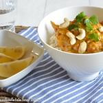Cashew Hähnchen-Curry