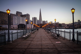 Stroll at Pier 7 | by louisraphael