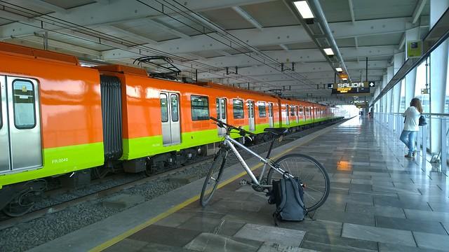 Metro calle 11 CDMX
