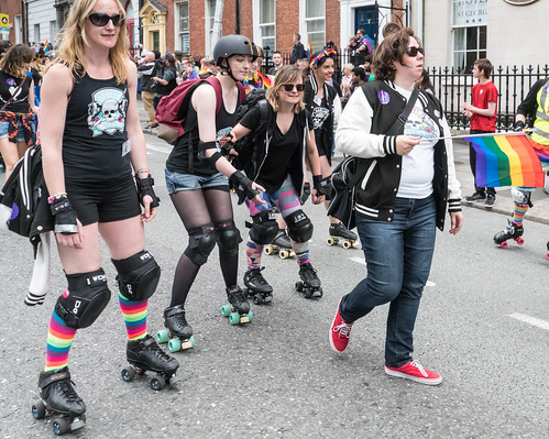 PRIDE PARADE AND FESTIVAL [DUBLIN 2016]-118004 | by infomatique