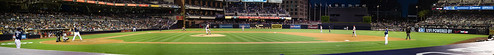 Padres in Panoramic | by aaronkaiser