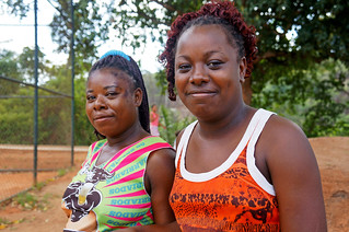Brazilian women near the Community Center of Pirajá | by World Bank Photo Collection
