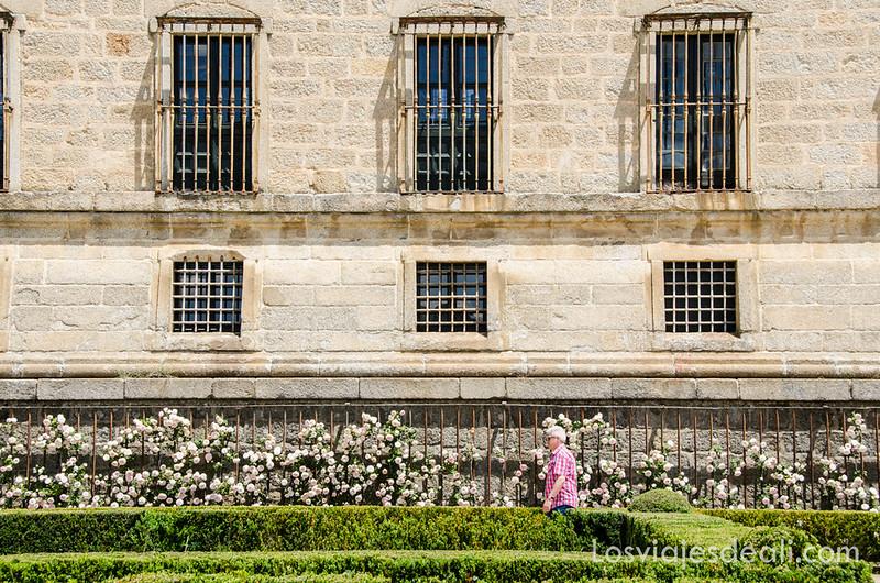 un fin de semana en la sierra de Madrid El Escorial