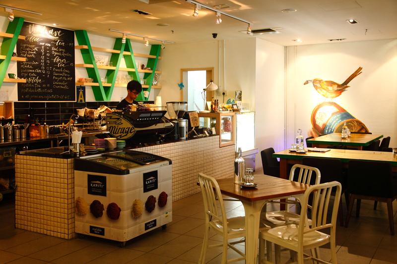 Thirdwave Cafe Restaurant Bangsar South