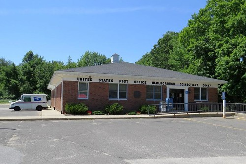 Marlborough, CT post office | by PMCC Post Office Photos