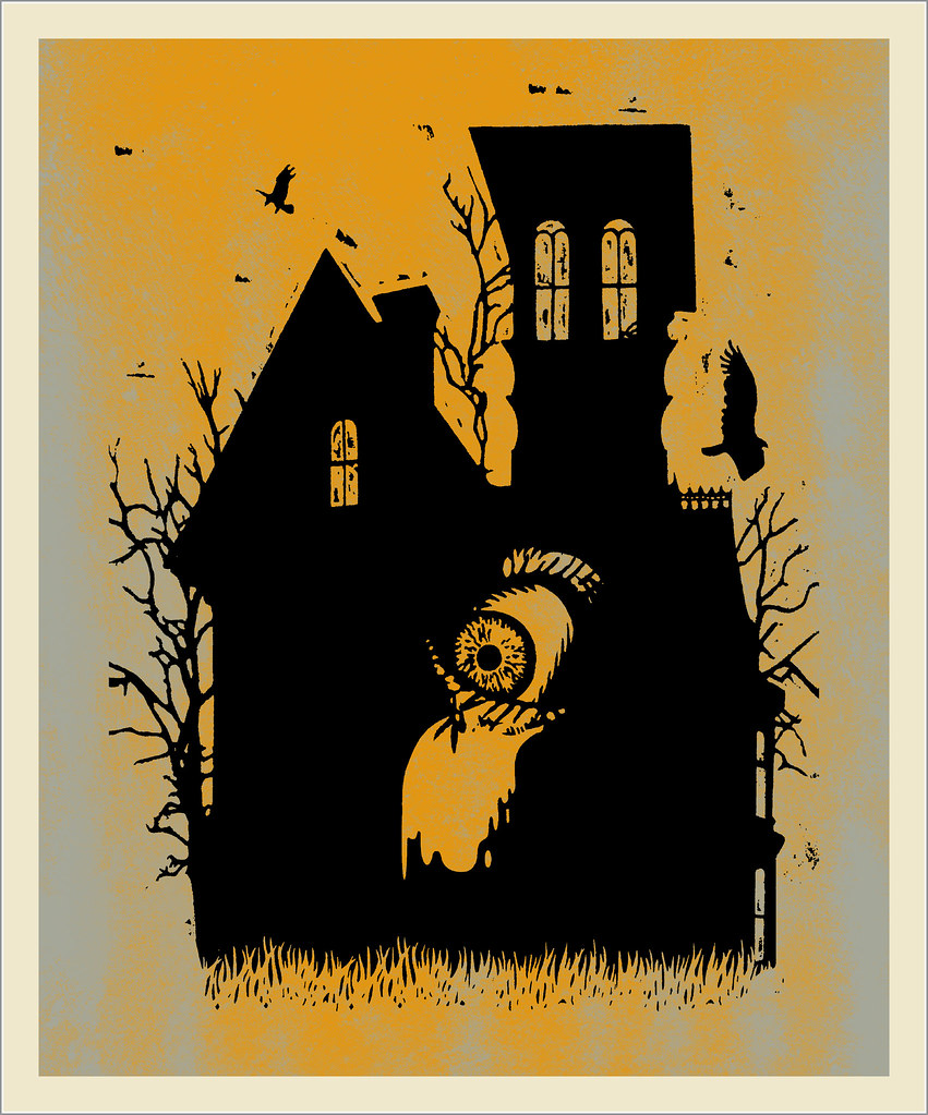 ... The Haunting Of Hill House   By Paul Buckley Design
