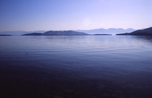 Montana   -   Flathead Lake   -   July 1984 | by Ladycliff