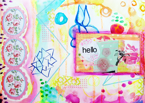 icad to journal page | by marciadotcom