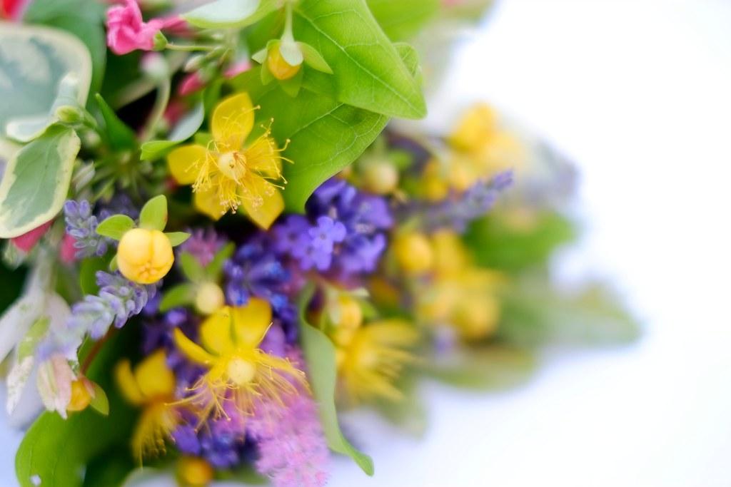 Hochzeitsblumen Pan Orama Flickr