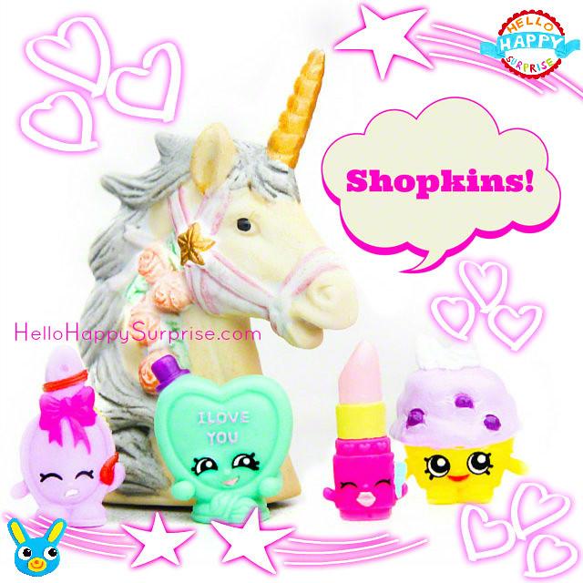 Shopkins Unicorn   By Hellohappysurprise Shopkins Unicorn   By  Hellohappysurprise