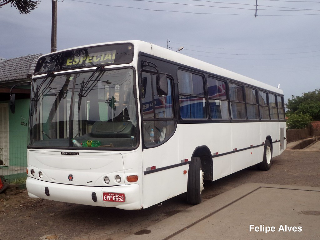 Particulares - Marcopolo Torino 1999 - Mercedes Benz OH162… | Flickr