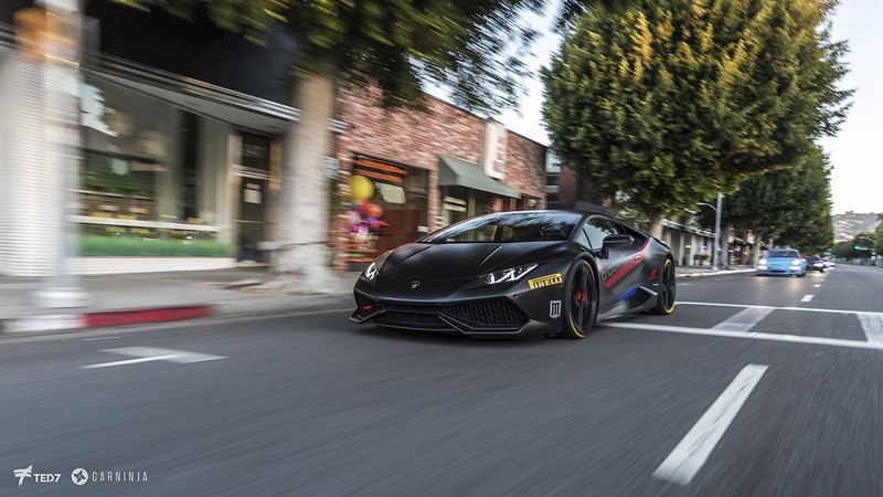 mad wheels lamborghini huracan in the deserted streets of flickr. Black Bedroom Furniture Sets. Home Design Ideas
