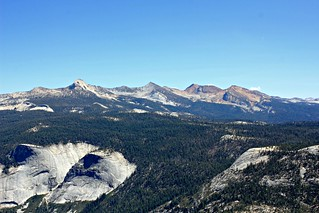 View from Half Dome, Yosemite | by muora