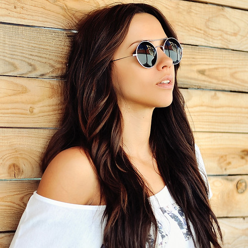black aviator sunglasses for sale | by nashsherry