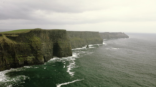 Cliffs of Moher | by lennox_mcdough