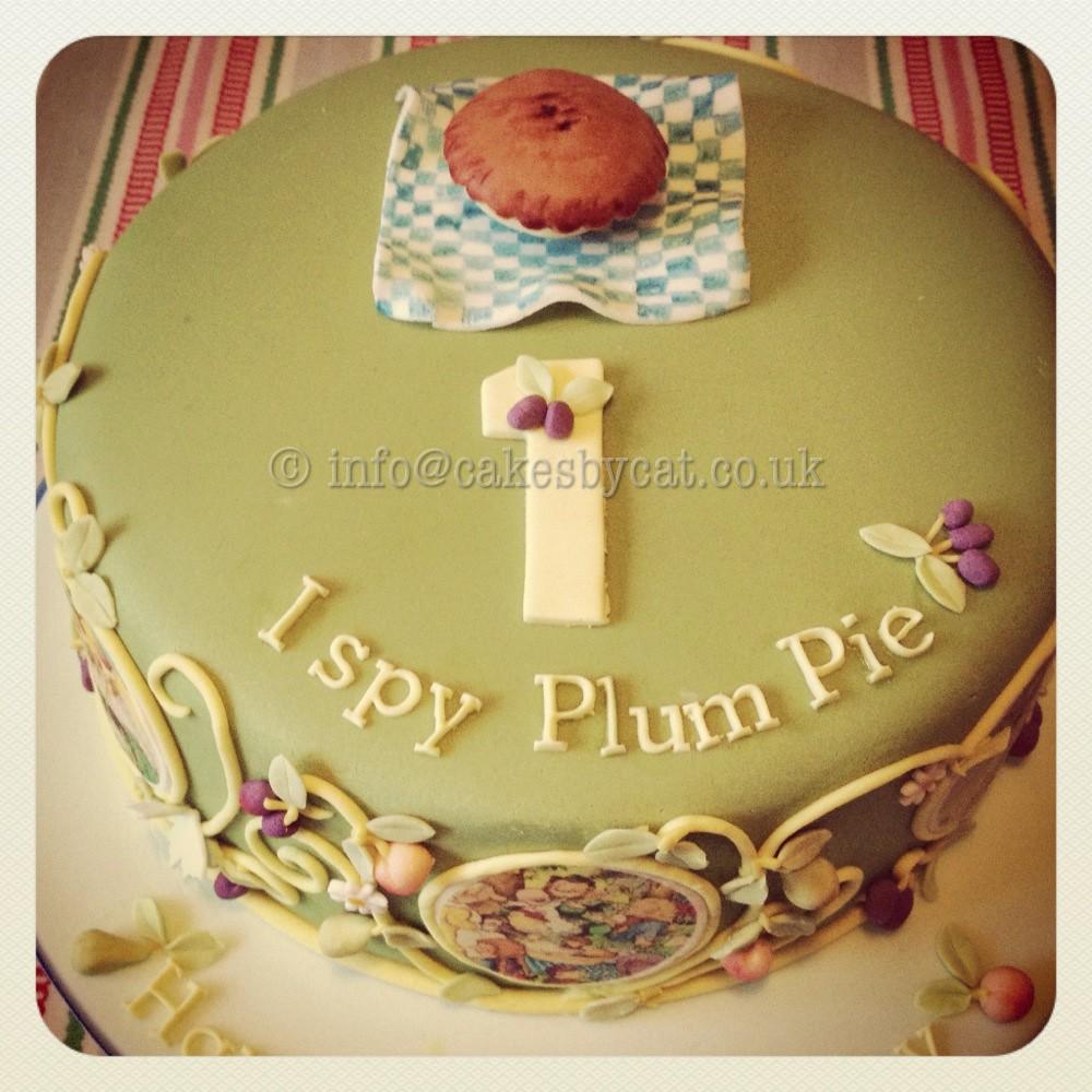 Each Peach Pear Plum Cake Cat Roscoe Flickr