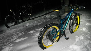 Brown County Snow Night Ride | by mtbikernate