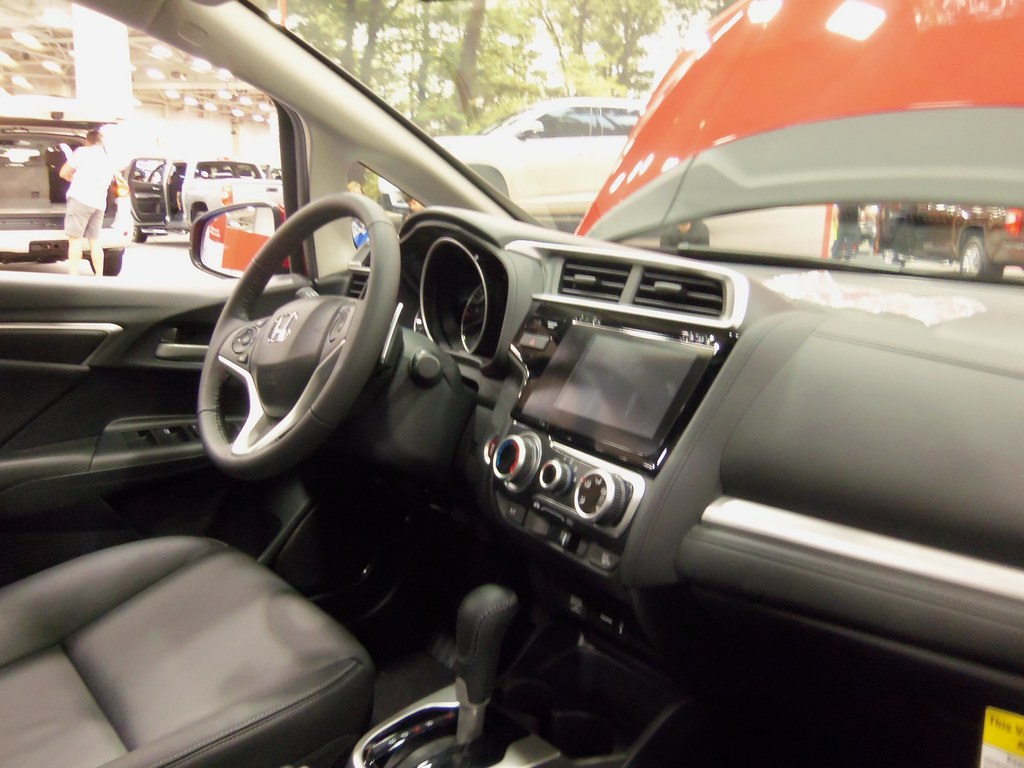 ... 2015 Honda Fit Interior   By 1996 Buick Century Limited
