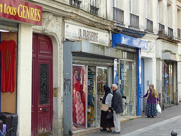 magasins de fringues