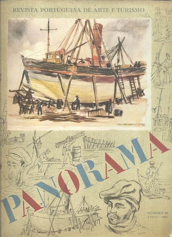 Panorama, No. 22, 1944 - capa