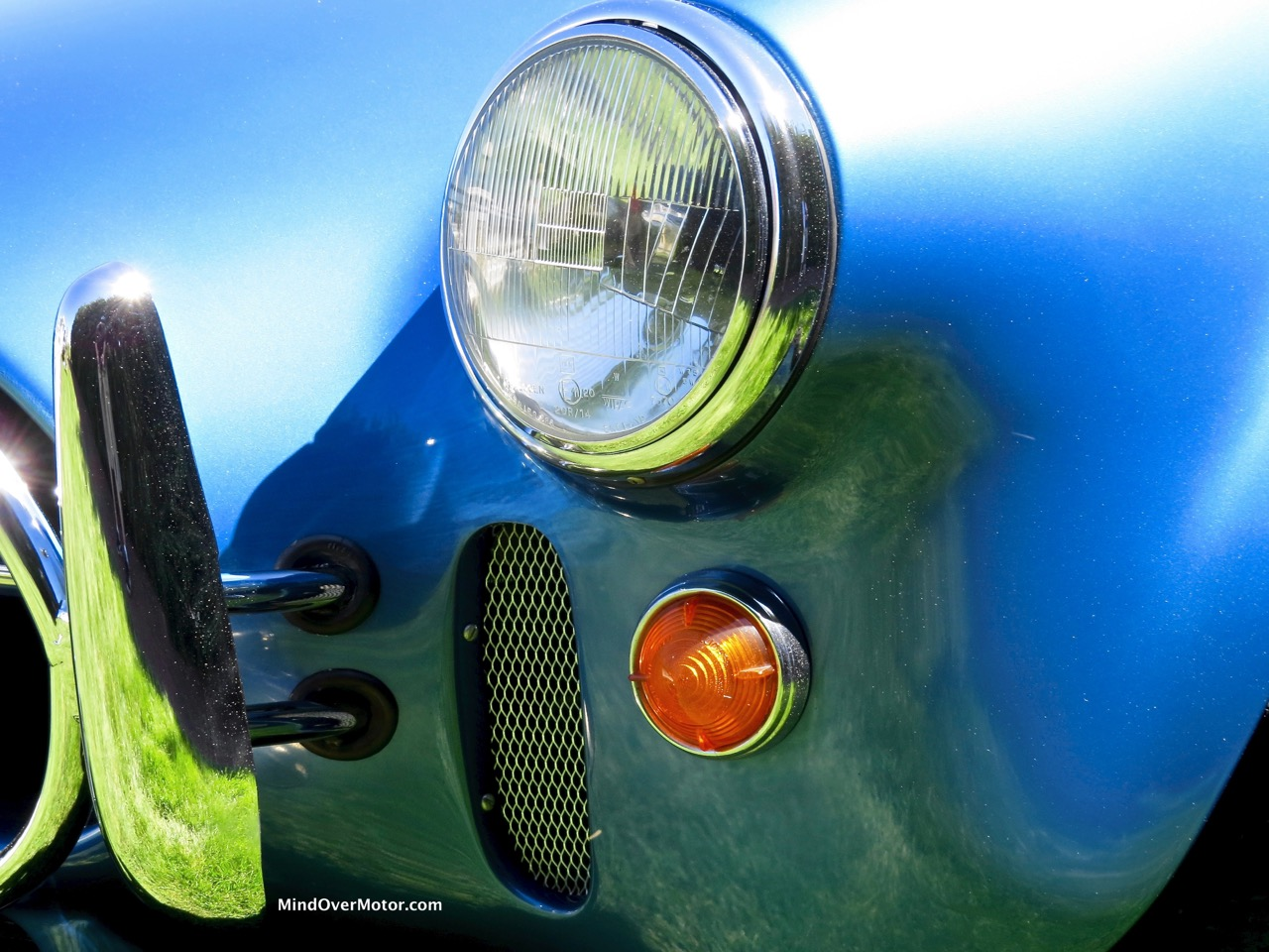 1966 Shelby Cobra 427 Headlights