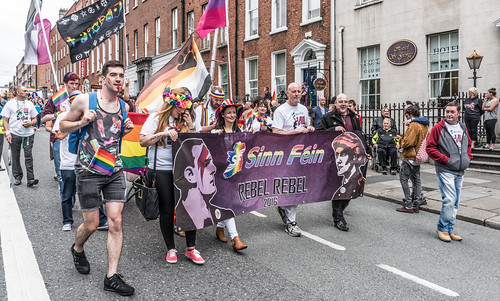 PRIDE PARADE AND FESTIVAL [DUBLIN 2016]-118177 | by infomatique