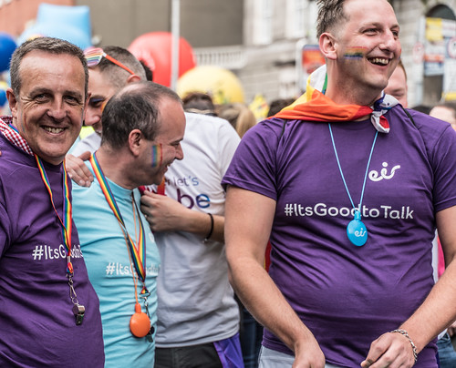 PRIDE PARADE AND FESTIVAL [DUBLIN 2016]-118082 | by infomatique