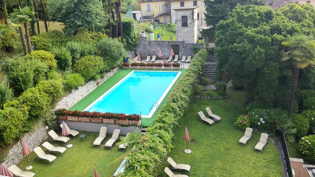 Grand Hotel Cadenabbia Lake Como Swimming Pool Flickr