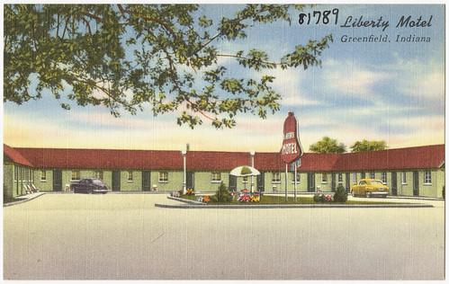 Liberty Motel  Germantown Ave Philadelphia Pa