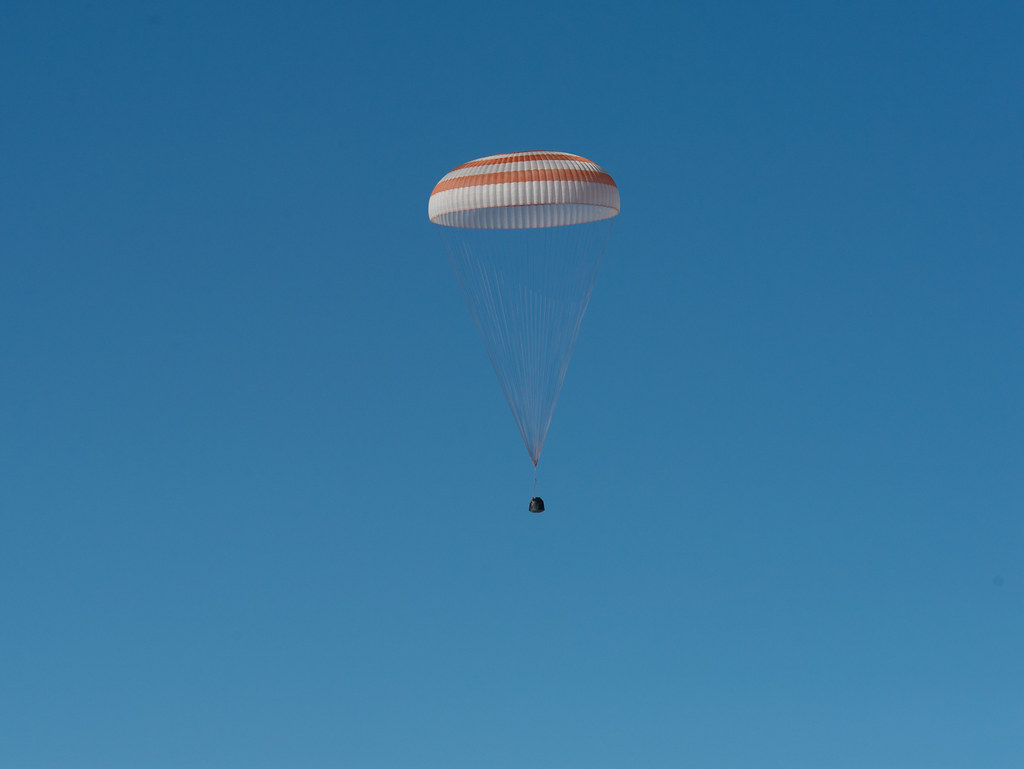 Expedition 35 (Landing Only)