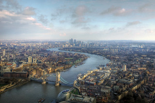 london bird view | by mariusz kluzniak