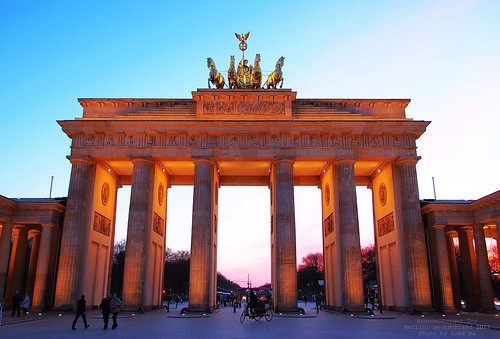 Brandenburger Tor, Berlin, Germany | by Luke,Ma