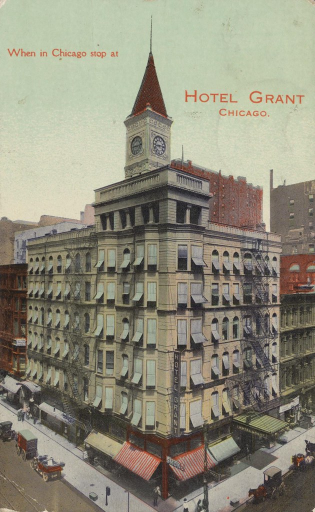 Hotel Grant - Chicago, Illinois