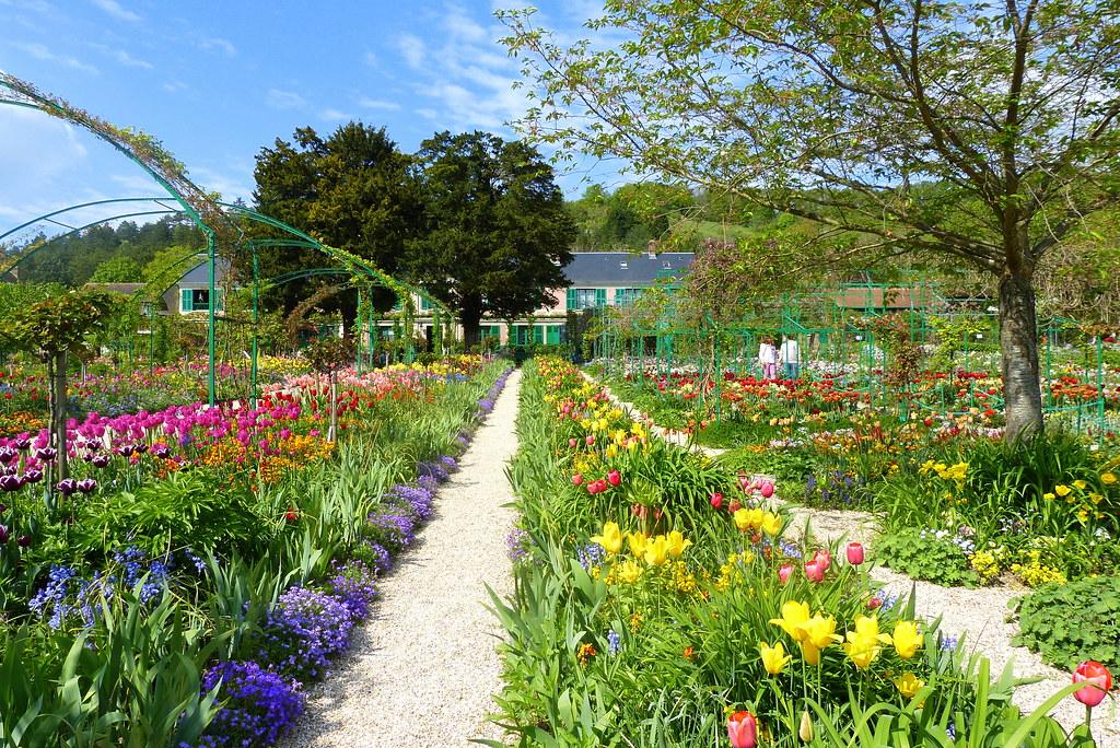 Maison et Jardin de fleurs de Claude Monet | Claude Monet\'s … | Flickr