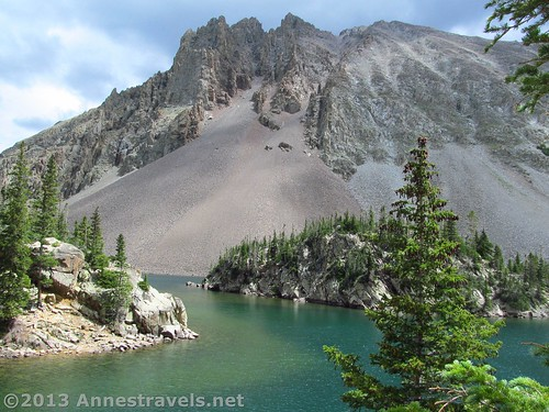 Lake Agnes, State Forest State Park, Colorado