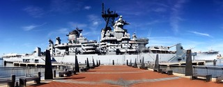 Battleship New Jersey | by ringmaster