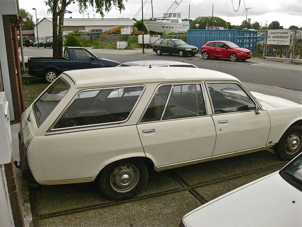 1981 Peugeot 504 Grd Commerciale Great French Estate It W Flickr