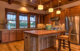 Rustic Kitchen Bar Ideas Kitchenideas Although It May S Flickr