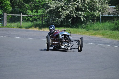 Morgan Three Wheeler Club Track Shots 5th June 2016