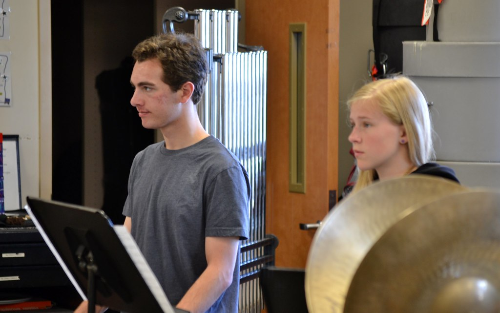 Dave Becker Clinic with Summit Winds | Dave Becker (conducto